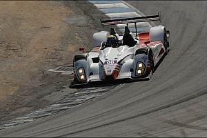 ALMS CORE autosport Laguna Seca qualifying report