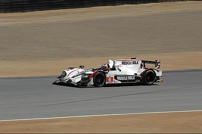 Series Laguna Seca qualifying report