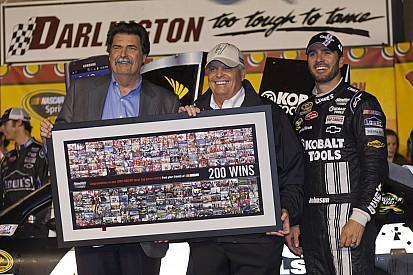Reflections on Rick Hendrick's 200th win