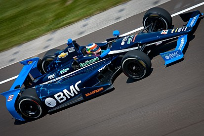 KV Racing Indy 500 practice day 4 report