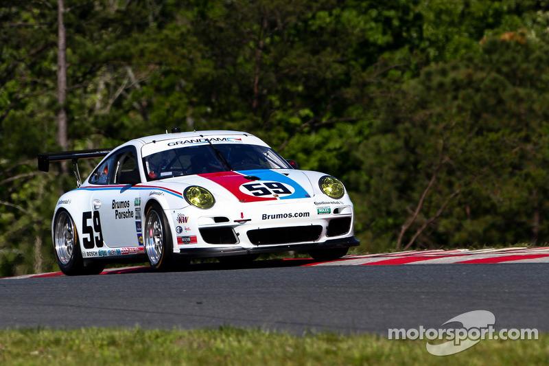 Brumos Racing Millville race report