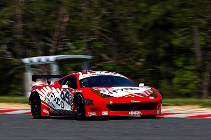 Ferrari is back in the series in a big way