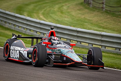 Panther Racing Indy 500 Fast Friday report