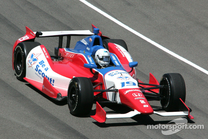 Dale Coyne Racing earns two Indy 500 starting spots