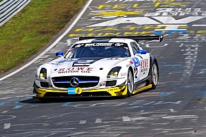 Endurance BMW loses the lead as N24 passes half distance