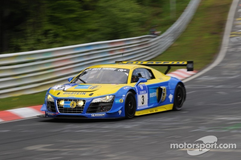 No. 3 Audi takes control at The Ring as Mercedes challenge fades