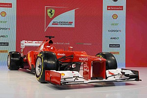 Formula 1 Ferrari 'fine' after Italian earthquake