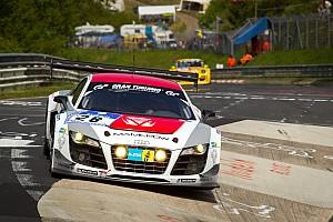 Endurance Audi Nurburgring 24 Hour qualifying report
