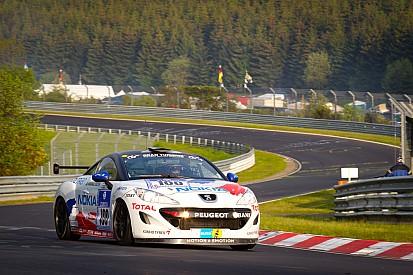 Team Peugeot RCZ Nurburgring 24 Hour race report