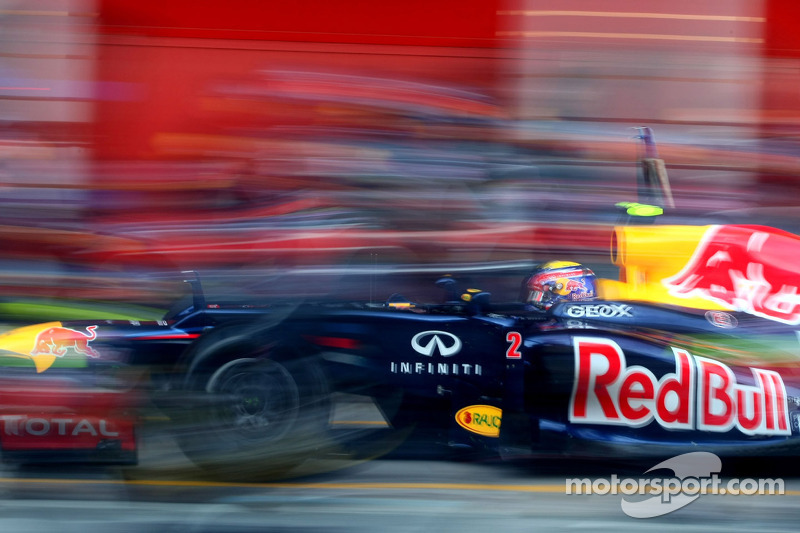 Red Bull's Vettel and Webber want to win in Monte Carlo
