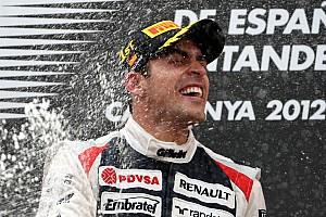 Formula 1 Williams - Maldonado: I am very lucky to have such amazing support from Venezuela