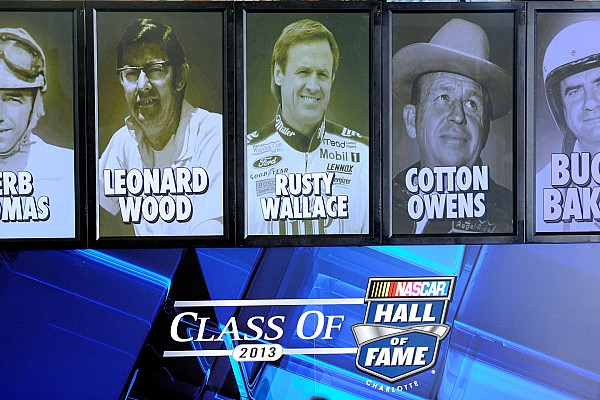 2013 NASCAR Hall of Fame class announced