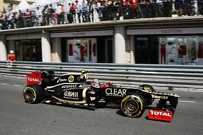 Button says Lotus car to beat in Monaco