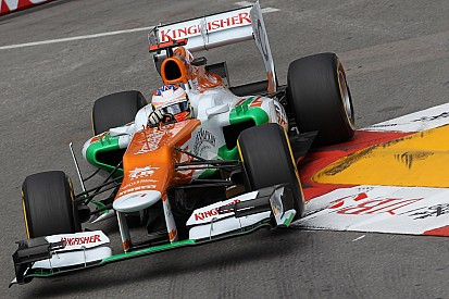 Force India wants to keep di Resta in 2013