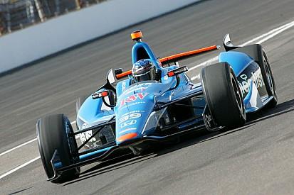 Sarah Fisher Hartman Racing's Brad Larsen wins Clint Brawner Award