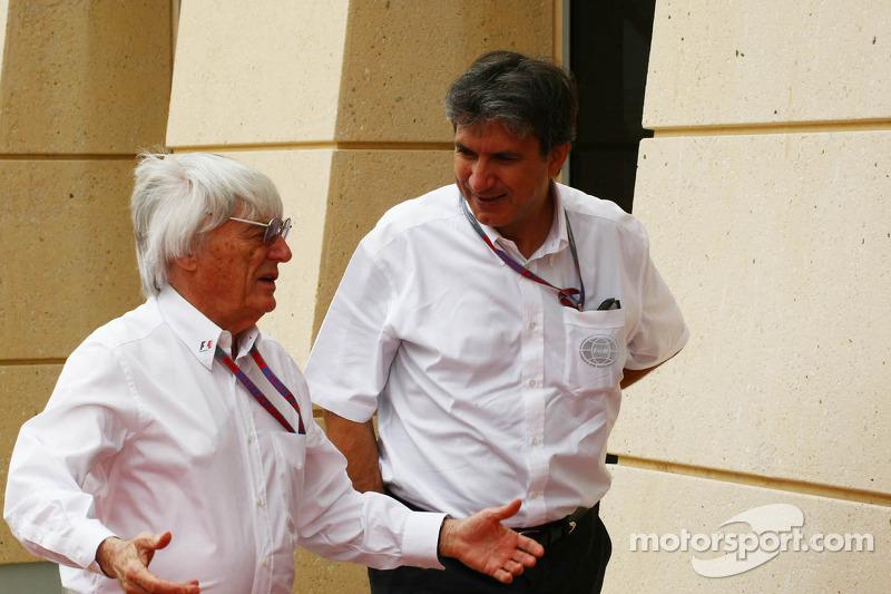 Ecclestone to push calendar beyond 20 races