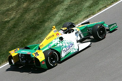 Lotus HVM Racing exits Indy 500 earlier than hoped