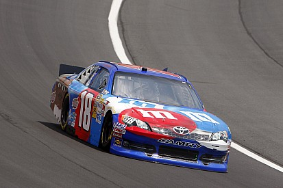 Kyle Busch marches to another top-five Charlotte 600 finish