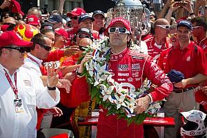 IndyCar MSA congratulates Dario Franchitti on third Indianapolis 500 victory