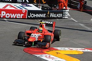 GP2 Arden Monaco qualifing report
