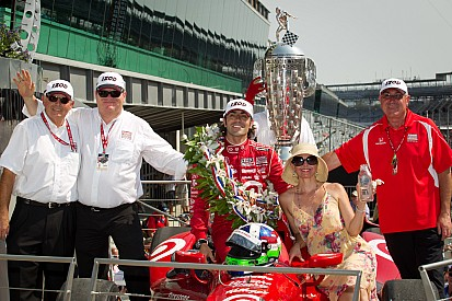 Franchitti leaves Indy with $2.4 million after 500 win