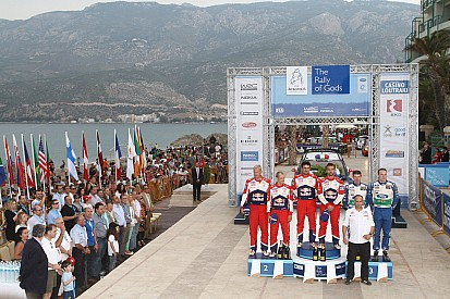 Nokia and WRC end seven-figure series sponsorship