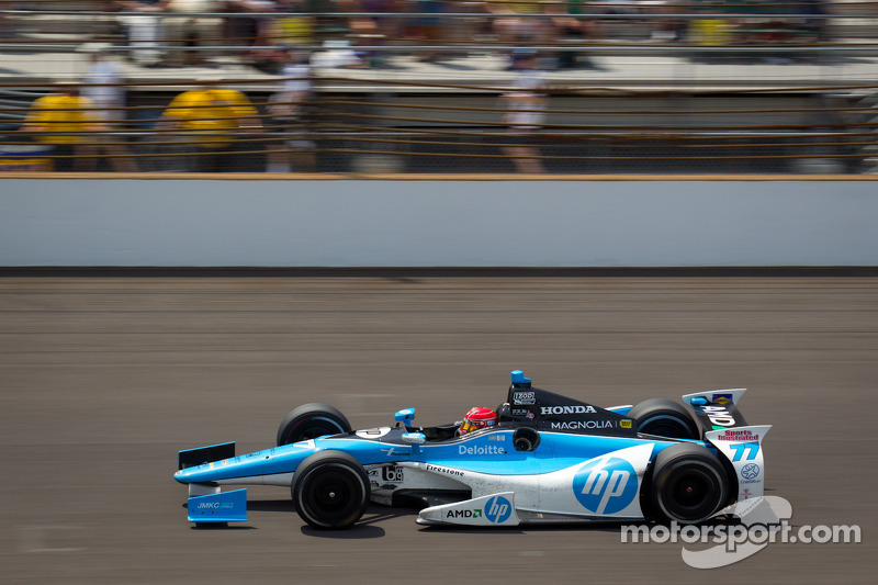 Pagenaud says Indy 500: A dream come true