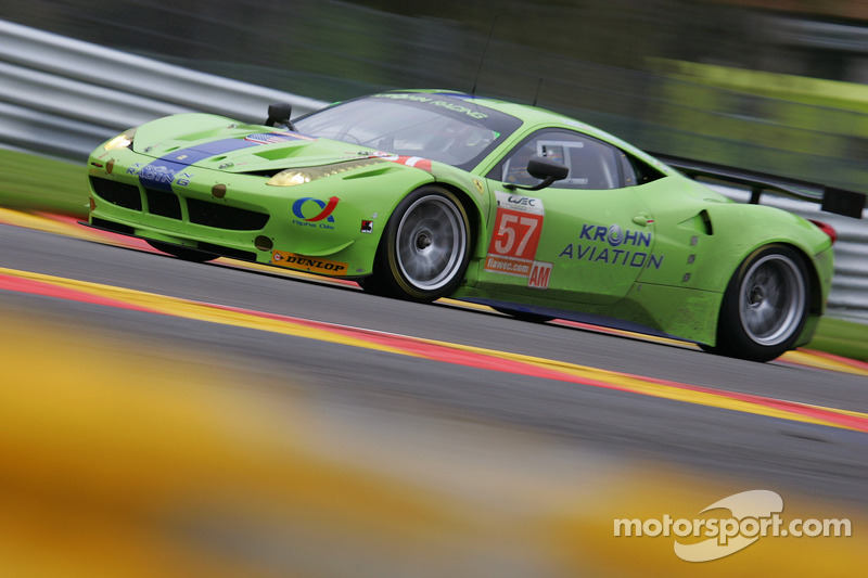Krohn Racing to participate in Le Mans test days
