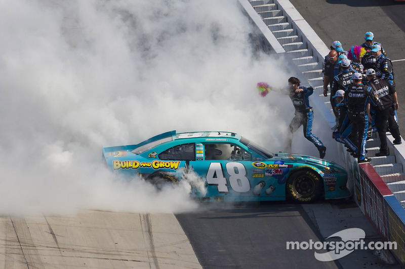Johnson beats the Monster at Dover