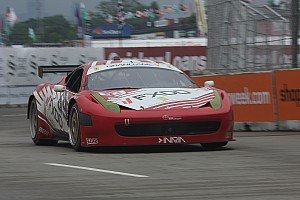 Grand-Am GT points leader maintains advantage at Belle Isle