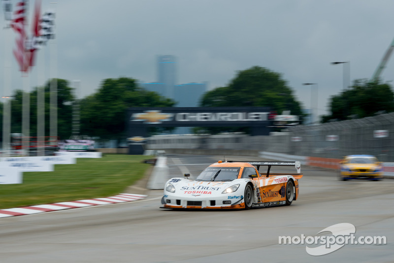 Solid start, painful finish for SunTrust at Belle Isle