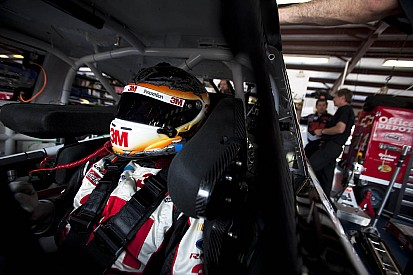 Points leader Biffle confident team will be competitive at Pocono