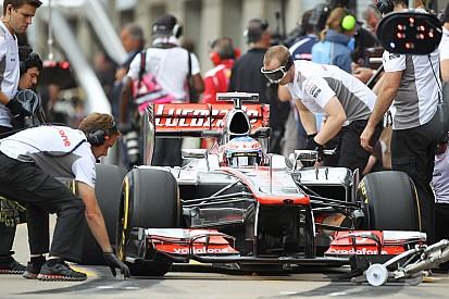 Gary Anderson slams McLaren for Button repairs