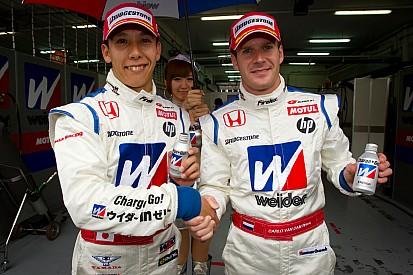 Kogure in the Honda takes second consecutive Sepang pole position!