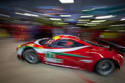 Le Mans GTE Wednesday/Thursday paddock notes