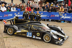 Le Mans Mixed fortunes for Lotus at Le Mans