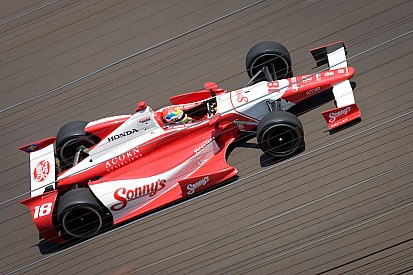 Justin Wilson qualifies 2nd, has to start 12th at at Milwaukee Mile
