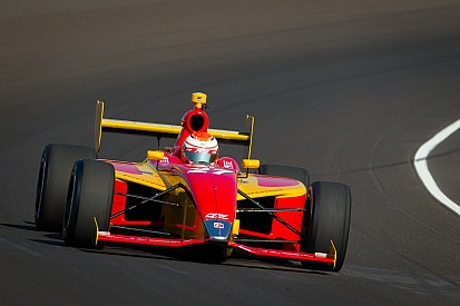 Saavedra on Milwaukee podium for Andretti Autosport