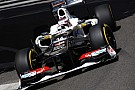 Sauber fighting for top-five berth in points