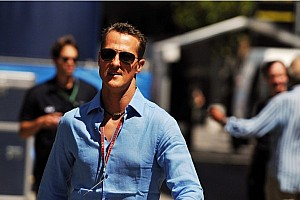 Formula 1 Breaking news Schumacher real key to F1 'silly season'