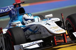 FIA F2 Race report Valencia a difficult weekend for Barwa Addax Team