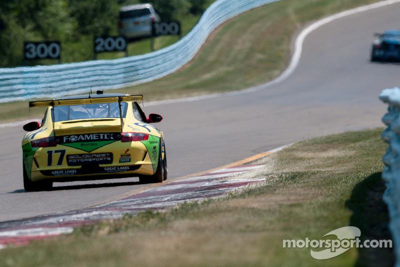 Burtin Racing returns to competition at Watkins Glen