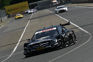 DTM Qualifying report Gary Paffett scores 111th DTM pole for Mercedes