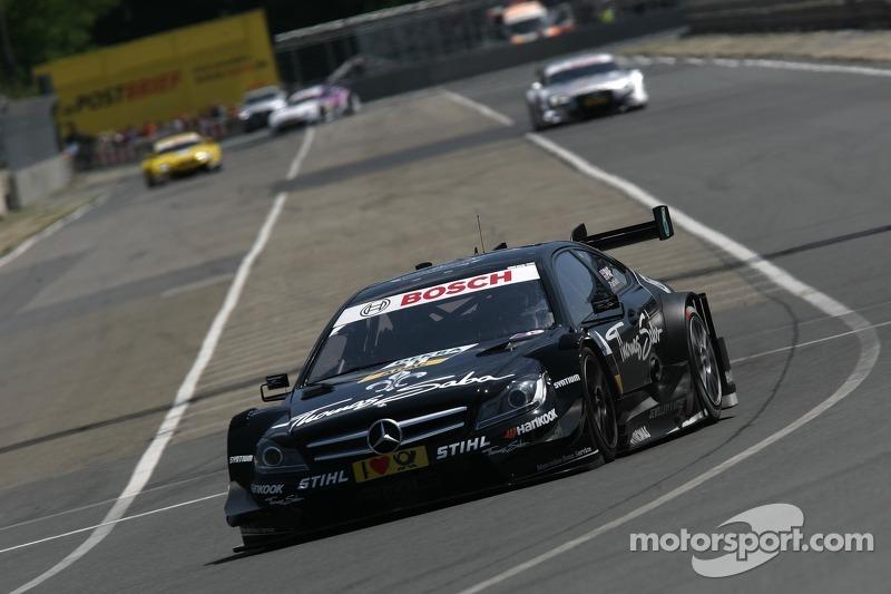 Gary Paffett scores 111th DTM pole for Mercedes