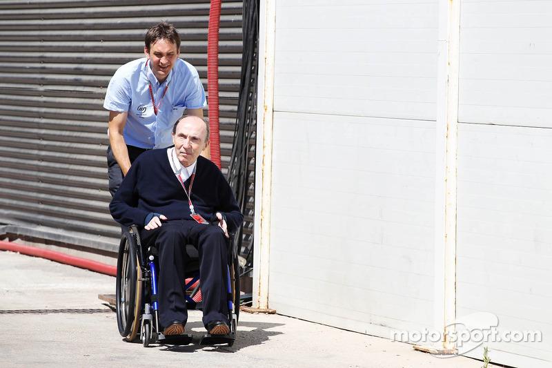 Senna and Maldonado hope to shine for Williams team's home event