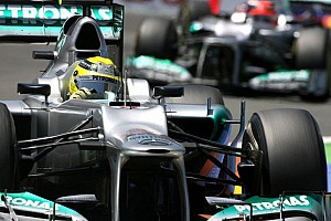 Formula 1 Interview Rosberg says Mercedes 'very close' to title challenge