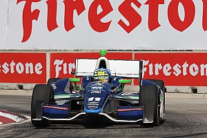 IndyCar Preview KV Racing street course racing at Toronto