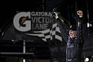 Kurt Busch gets win at Daytona, assist to Stenhouse
