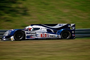 ALMS Qualifying report Dyson Racing wins second consecutive Lime Rock P1 pole