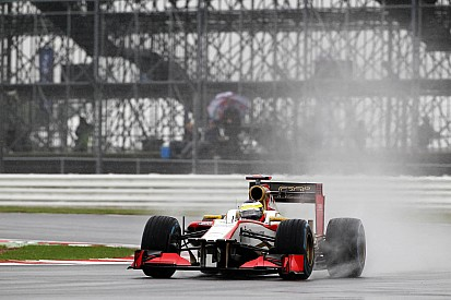 De la Rosa and Karthikeyan made the most of their time on track in British GP qualifying